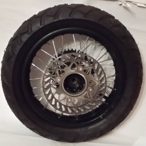 Roue Arriere Kyota moto dax citadin