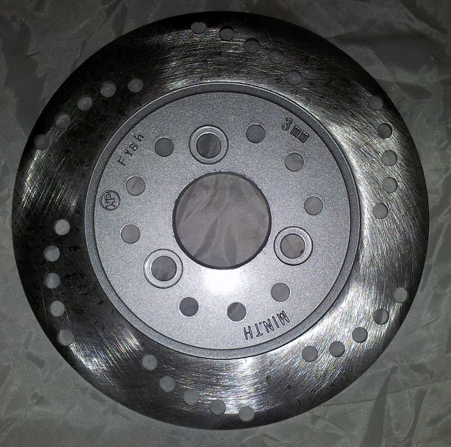 DisqueFrein180mm